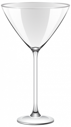 Transparent Cocktail Glass PNG Clipart