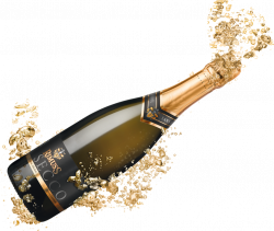 Champagne Popping Transparent Background | PNG Mart