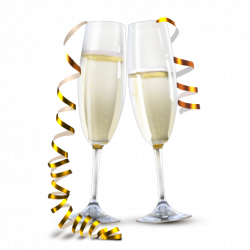 Champs. Cheers | Cocktails | Pinterest | Gold ribbons, Filing and ...