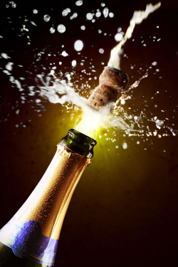 cheers | Popping Bottle - Photoshop Contest [14 entries] | Greetings ...