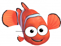 Image - Finding-nemo-characters-clipart-1.png | The Parody Wiki ...