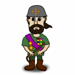 Clipart - Comic characters: General