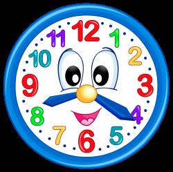 Cute Clock PNG Clip Art | Clipart | Pinterest | Clip art, Clocks and ...