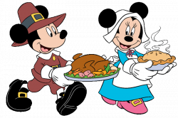 Disney Thanksgiving Clipart | Clipart Panda - Free Clipart Images ...