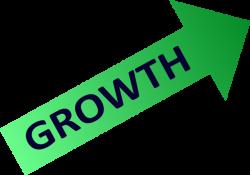 Growth Chart Symbol Clip Art at Clker.com - vector clip art online ...