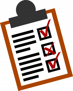 Clipart - To-Do List