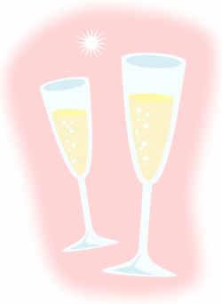 Champagne | Free Stock Photo | Illustration of champagne glasses ...