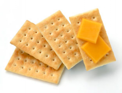 Cheese and Crackers - Recipegreat.com