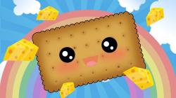 CHEESE & CRACKERS - I am Bread - YouTube