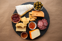 Garlic My Soul • Perfect Party Cheese Platter