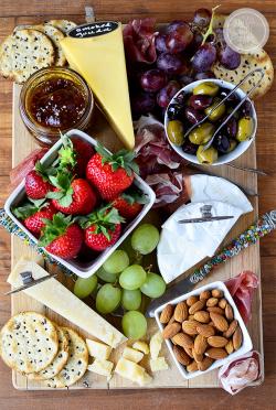 How to create a cheese board | Maya Nahra