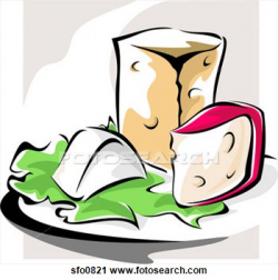 Clipart - Cheese Platter. | Clipart Panda - Free Clipart Images