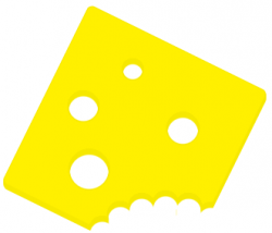 Cheese Slice Clipart