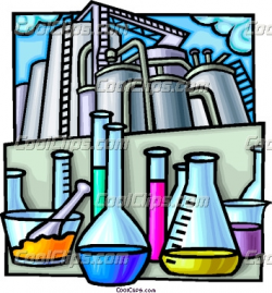 Chemical Industry Clipart