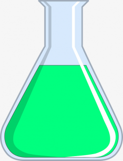 Chemical Bottles, Chemistry, Bottle, Glass PNG Image and Clipart for ...