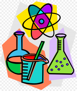 Chemistry Laboratory Chemical reaction Clip art - bio png download ...