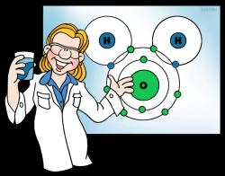 Chemistry Clip Art by Phillip Martin, Chemical Bonds