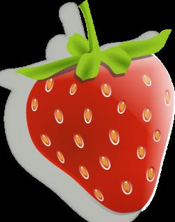 Strawberries, Lemons & Cherries - Fruit Clipart | I want... | Pinterest