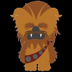 Star Wars Wall Stickers For Kids Chewbacca