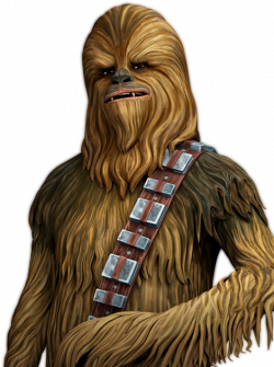 Chewbacca Transparent Background | PNG Mart