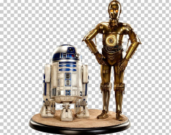 R2-D2 C-3PO Chewbacca Droid Sideshow Collectibles PNG ...
