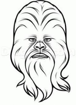 how to draw chewbacca - Google Search | diy projects | Pinterest ...