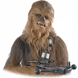 Star Wars Chewbacca Icon, PNG ClipArt Image   IconBug.com