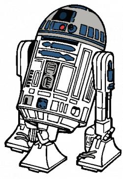 R2D2 Clipart - Star Wars   Star Wars Universe   Pinterest   Star ...