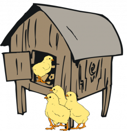 28+ Collection of Hen House Clipart | High quality, free cliparts ...