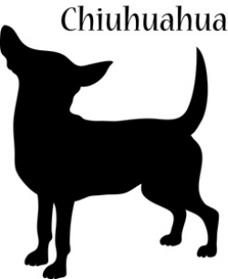 Free Chihuahua Clipart Image 0515-1006-2916-5546 | Dog Clipart