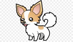 Chihuahua Puppy Cartoon Drawing Clip art - chihuahua png download ...