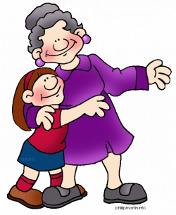 From Grandmother Clipart