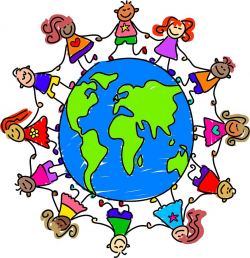 World peace for children - Google Search | World | Pinterest | Clip art