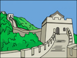 Search Results for great wall china - Clip Art - Pictures - Graphics ...