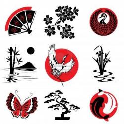 26 best japanese clip art images on Pinterest | Illustrations, Clip ...