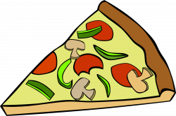 Fast Food, Snack, Pizza, Pepperoni Mushroom Icons PNG - Free PNG and ...