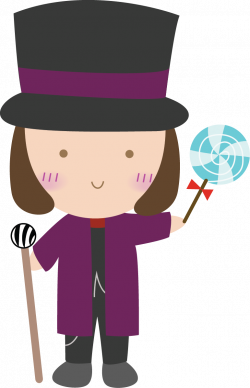 willy wonka and the chocolate factory clip art | Wonka Candy Kit on ...