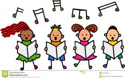Christmas Choir Clipart | Free download best Christmas Choir ...