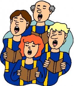 Chorus Clipart