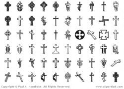 Free Religious Cross Clip Art | Crosses Clipart, EPS Christian Clip ...