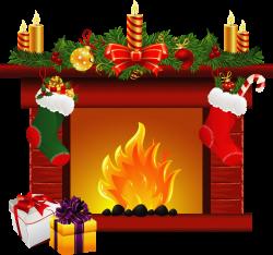 Fireplace Clip Art #36605 | Blusas | Pinterest | Clip art, Christmas ...