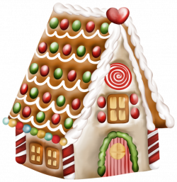 Transparent Gingerbread House PNG Clipart | Gallery Yopriceville ...