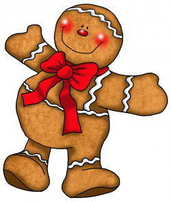 Gingerbread Man Ornament PNG Clipart | Gallery Yopriceville - High ...