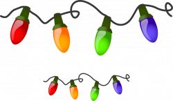 Christmas Lights Border Clipart | Clipart Panda - Free Clipart Images