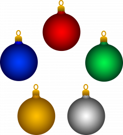 Clipart Christmas Decorations | Clipart Panda - Free Clipart Images ...