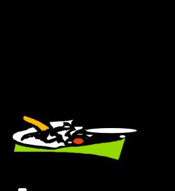 Ashtray Clip Art at Clker.com - vector clip art online, royalty free ...