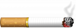 Cigar clipart cigarette smoke - Pencil and in color cigar clipart ...