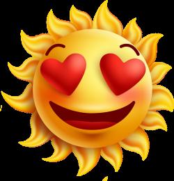 1498549647_fun-sun-clipart-26.png (958×1000) | Słoneczko / Sun ...