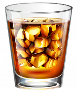 Whisky clipart drink - Pencil and in color whisky clipart drink