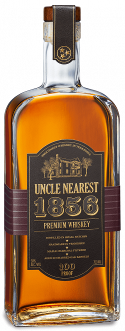 Uncle Nearest 1856 Premium Whiskey - 100 Proof Uncle Nearest 1856 ...